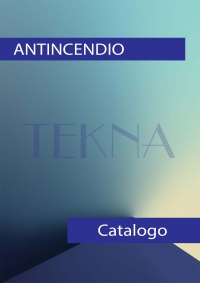 Catalogo Antincendio